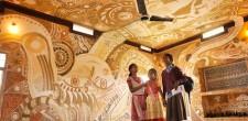 インドの小さな村の大きな芸術祭 ウォールアートフェスティバル報告会 @アートラインかしわ