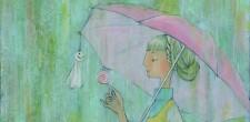 むらいゆうこ日本画展「お菓子な時間」