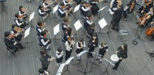 KJSO子ども音楽づくりワークショップ2014